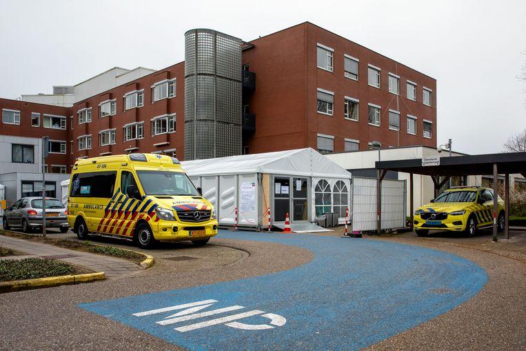 Het Ziekenhuis Gelderse Vallei in Ede Beeld Photo News