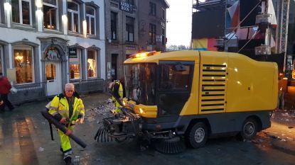 """Dan toch geen herbruikbare bekers op Carnaval Halle: """"Wel aparte inzameling van wegwerpbekers"""""""