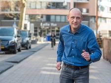 Op één nier over de finishlijn van de Tilburgse marathon