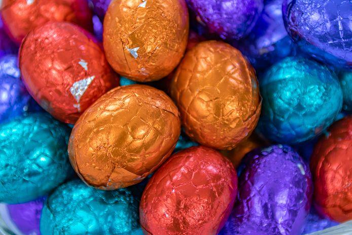 Pasen! Alom bekend om de heerlijke chocolaatjes.