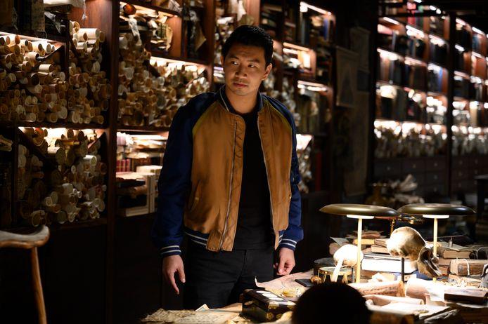 Een beeld uit de meest recente blockbuster uit de stal van Disney: 'Shang-Chi and the Legend of the Ten Rings'
