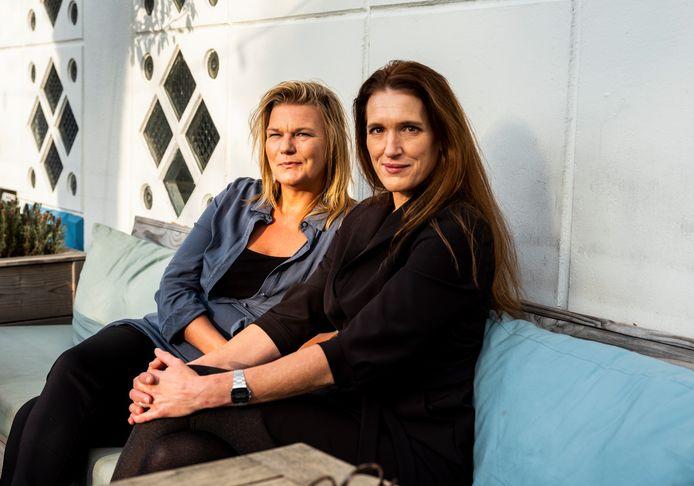 Martine de Vente en Saskia Smith