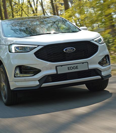 Deze Ford prijst zichzelf uit de markt
