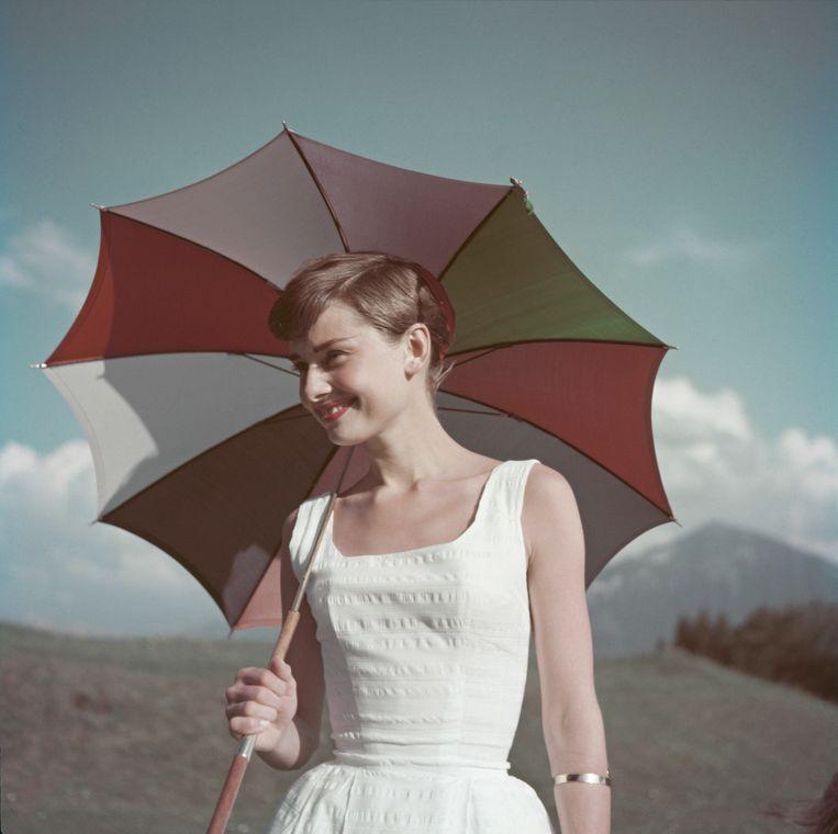 Audrey Hepburn (1929 - 1993)  Beeld Getty Images