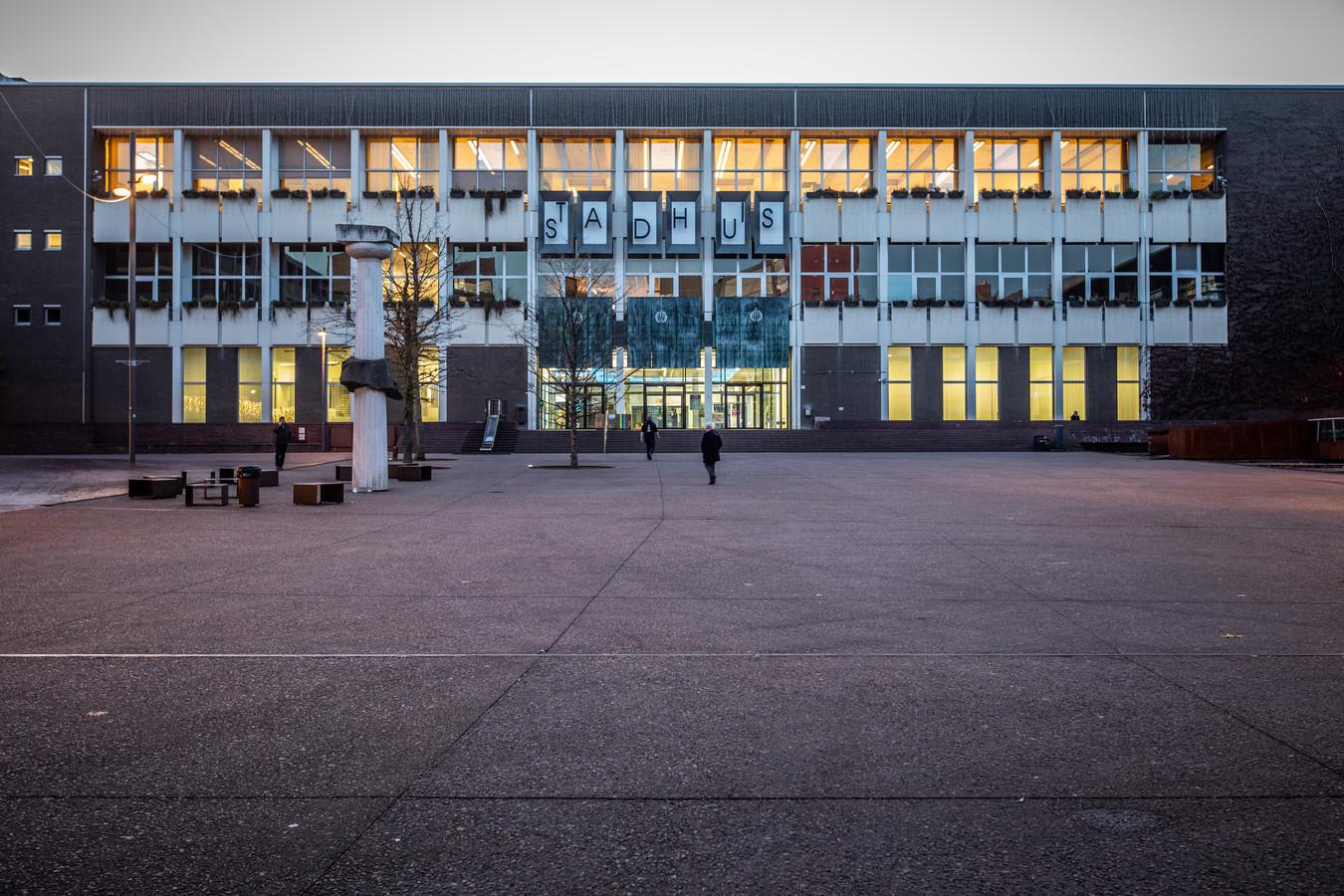 Ook het stadhuis, waarbij de muziekschool zich aan de andere kant bevindt, is een van de opties.