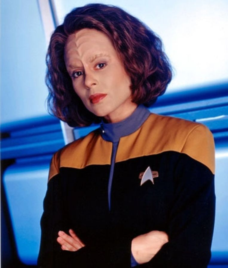 B'Elanna Torres, Chief Engineer op de USS Voyager Beeld Star Trek