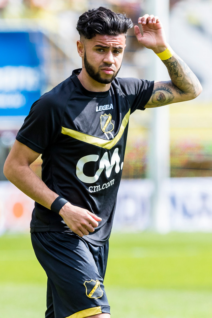 Paolo Fernandes is dinsdag in Zundert neergestreken.