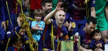 Seedorfs Deportivo maakt erehaag voor bekerwinnaar Barcelona