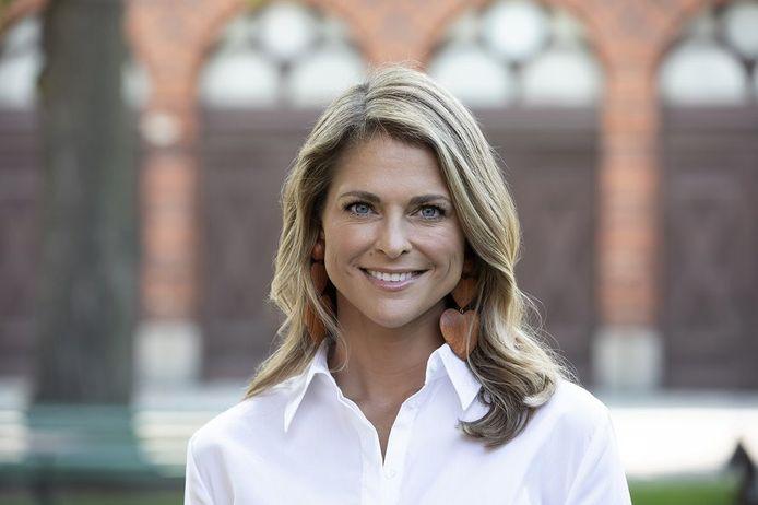 Prinses Madeleine van Zweden.
