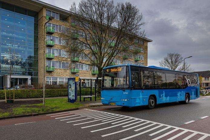 De stadsbusdienst in Kampen is opnieuw in gevaar.