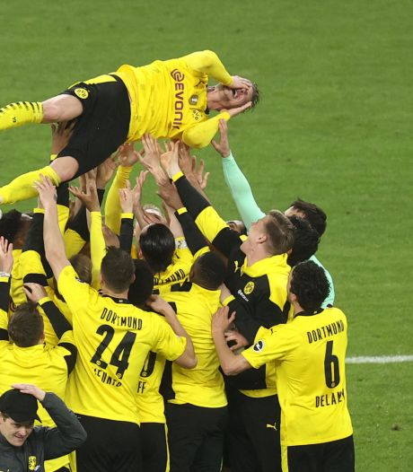 Hazard, Meunier, Witsel et le Borussia empochent la Coupe d'Allemagne