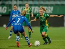 Voetbalsters PEC Zwolle verslaan ADO Den Haag wederom, nu met 3-2