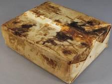 Un gâteau vieux de 100 ans découvert intact en Antarctique