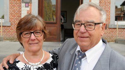 Gouden huwelijk voor jeugdvrienden Guy en Joske