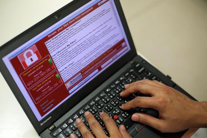 Eind juni nog was er een nieuwe golf van ransomware die tal van computers wereldwijd besmette. Ook bedrijven in ons land werden toen getroffen.