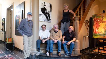 """'Generatie Herten Aas' exposeert in Galerie M. """"Een navelstreng verbindt ons"""""""