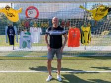 Maurice Schopenhouer viert 50ste verjaardag als actief speler bij SVS'65: 'Ga nog een keer voor een prijs'