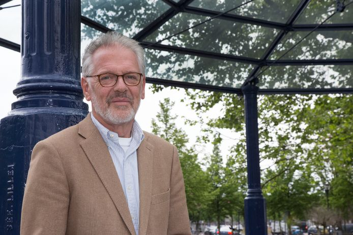 Burgemeester Hans Gaillard