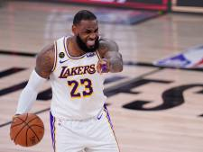 LA Lakers na 10 jaar weer in finale Western Conference