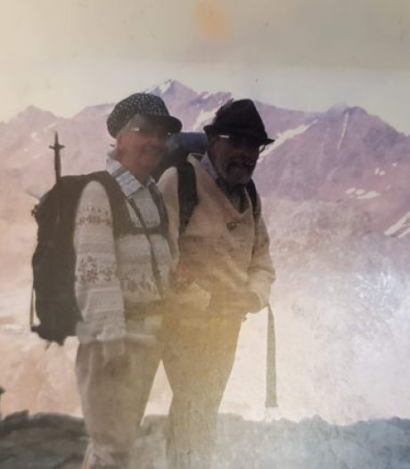 """Randonneurs belges décédés au Tyrol: """"Il est mort en tentant de secourir sa femme"""""""