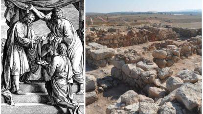 Archeologen denken verloren stad van mythische koning David uit Bijbel gevonden te hebben