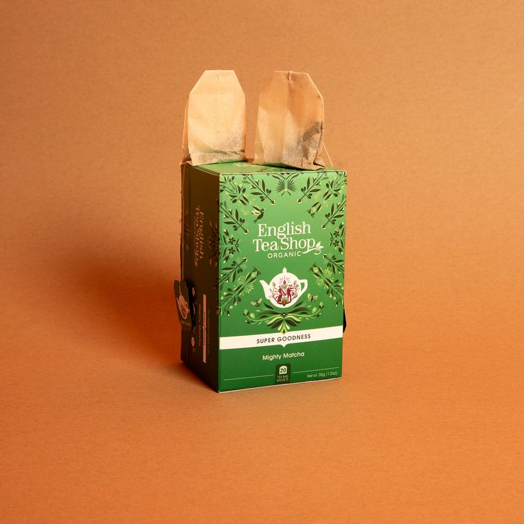 English Tea Shop Mighty Matcha Beeld Studio V