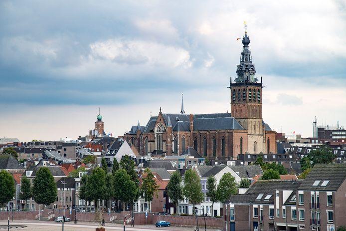 De Sint Stevenskerk.
