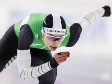 Kok verslaat Leerdam met miniem verschil op 500 meter