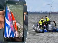 Schipper Daniel ontdekte kano van vermiste man uit Ermelo: 'Er zaten koekjes en drinken in'