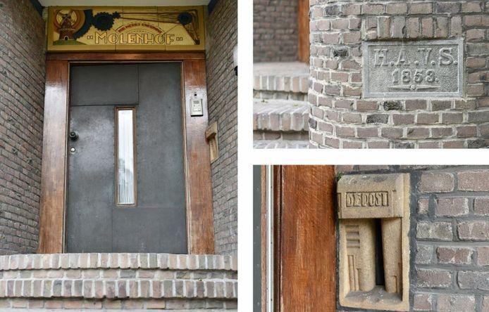 Torenvilla Molenhof in Buurmalsen staat te koop. Foto: Funda