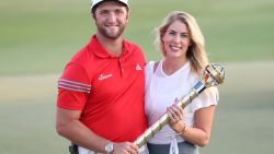 Spanjaard Rahm wint World Tour Championship golf, Colsaerts en Pieters eindigen toernooi in mineur