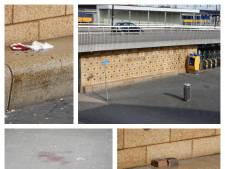 Getuige van bloederige mishandeling met baksteen in Apeldoorn: 'Hij schreeuwde dat hij doodging'