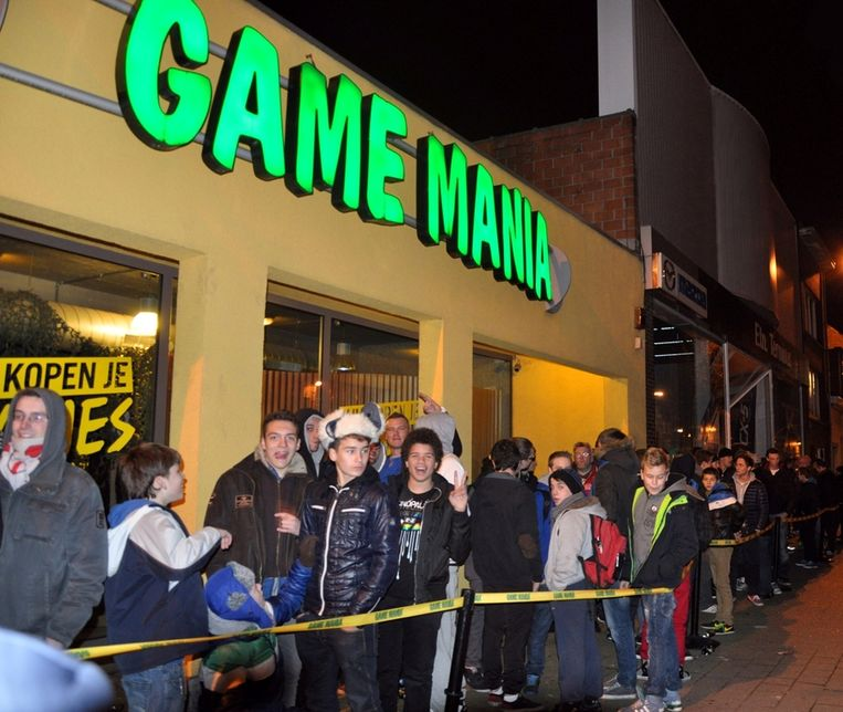 null Beeld Game Mania