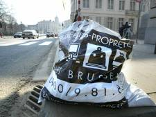 La collecte des sacs-poubelle perturbée dans six communes à Bruxelles