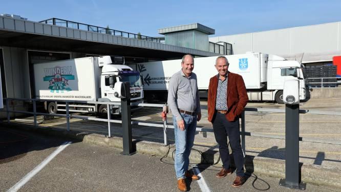 Ondernemers slaan brug nog vóór eerste vrachtwagen door Blankenburgverbinding rijdt