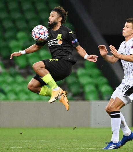 Vilhena en Krasnodar zetten eerste stap naar CL-groepsfase