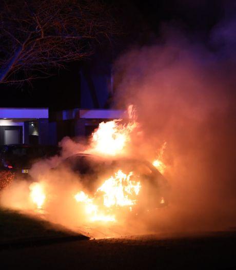 Nog niemand op het oog: politie tast in het duister over brandstichtingen aan de Wort in Schijndel
