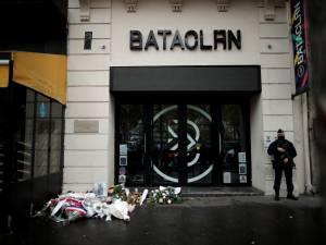 """L'un des premiers policiers à être entré dans le Bataclan raconte: """"On aurait pu être tirés comme des lapins"""""""