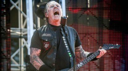 Koning Boudewijnstadion uit zijn dak: Metallica verrast met 'Ça Plane Pour Moi'
