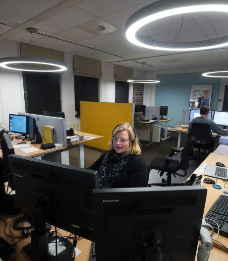 Bravis ziekenhuis verkent mogelijkheden: 'Zorg bieden via gsm en tablet voelt heel dichtbij'