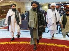 Barsten in eenheid taliban: rivalen met elkaar op de vuist bij paleis