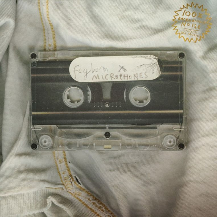 THE MICROPHONES 'Foghorn Tape' Beeld RV