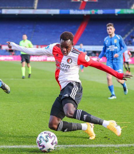 Feyenoord moet het maanden zonder geblesseerde Baldé stellen