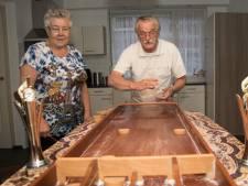 Biezenmortels echtpaar viert twee Nederlandse sjoeltitels