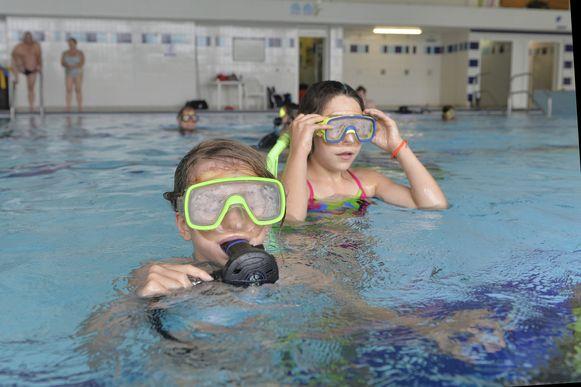 Met het intergemeentelijke zwembad blijft er zwemwater voorzien voor scholieren en clubs.