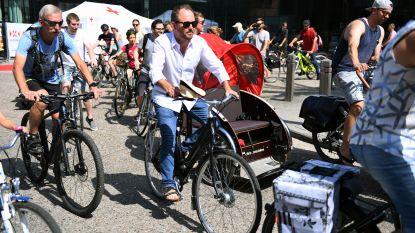 Door het rood rijden als fietser? In Leuven mag dat vanaf september op 20 kruispunten