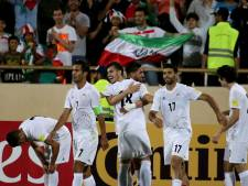 Voorlopig geen internationale voetbalduels in Iran