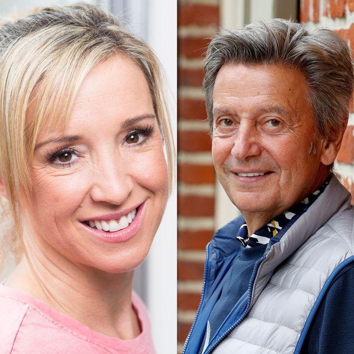 Kathleen Aerts en Willy Sommers vertellen in TV Familie over de impact van de coronacrisis.