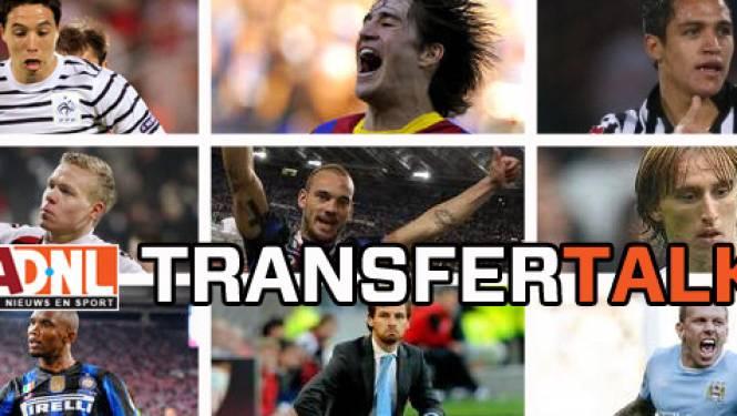 Transfertalk: 'Crack' voor Barça, Riquelme naar Dzsudzsák
