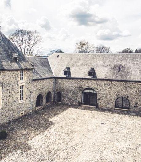 Luxe rustique pour une mise au vert dans les Ardennes belges